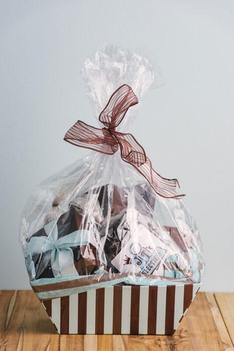 JT's Confections - basket