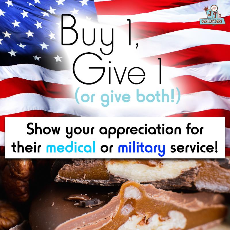 medical military appreciation